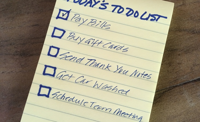 Crafting the Perfect To-Do List
