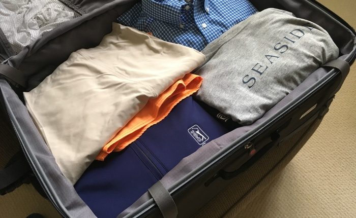 Productive Packing for Your Next Trip